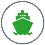 Compensateurs et tuyaux flexibles pour l'industrie navale