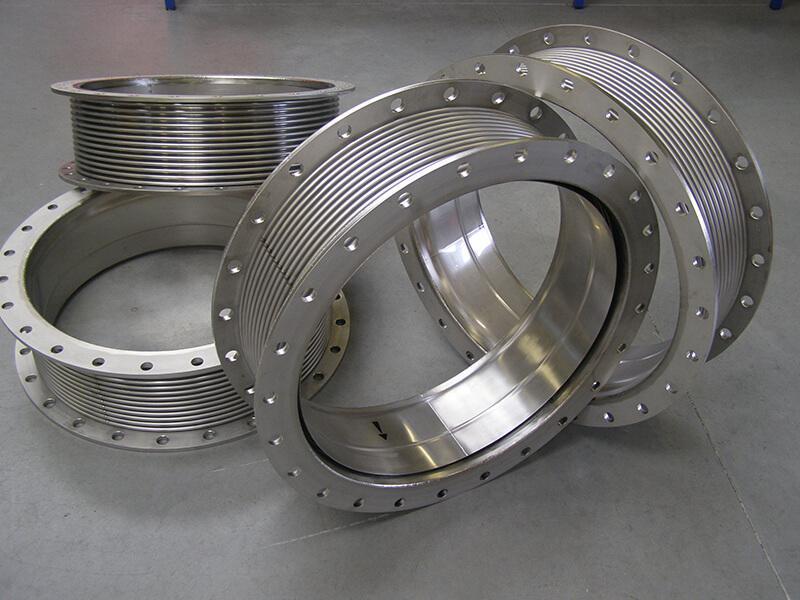 Compensateur de dilatation métallique par Pro Sept