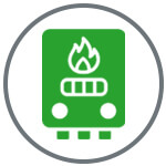 Compensateurs et tuyaux flexibles pour le chauffage industriel
